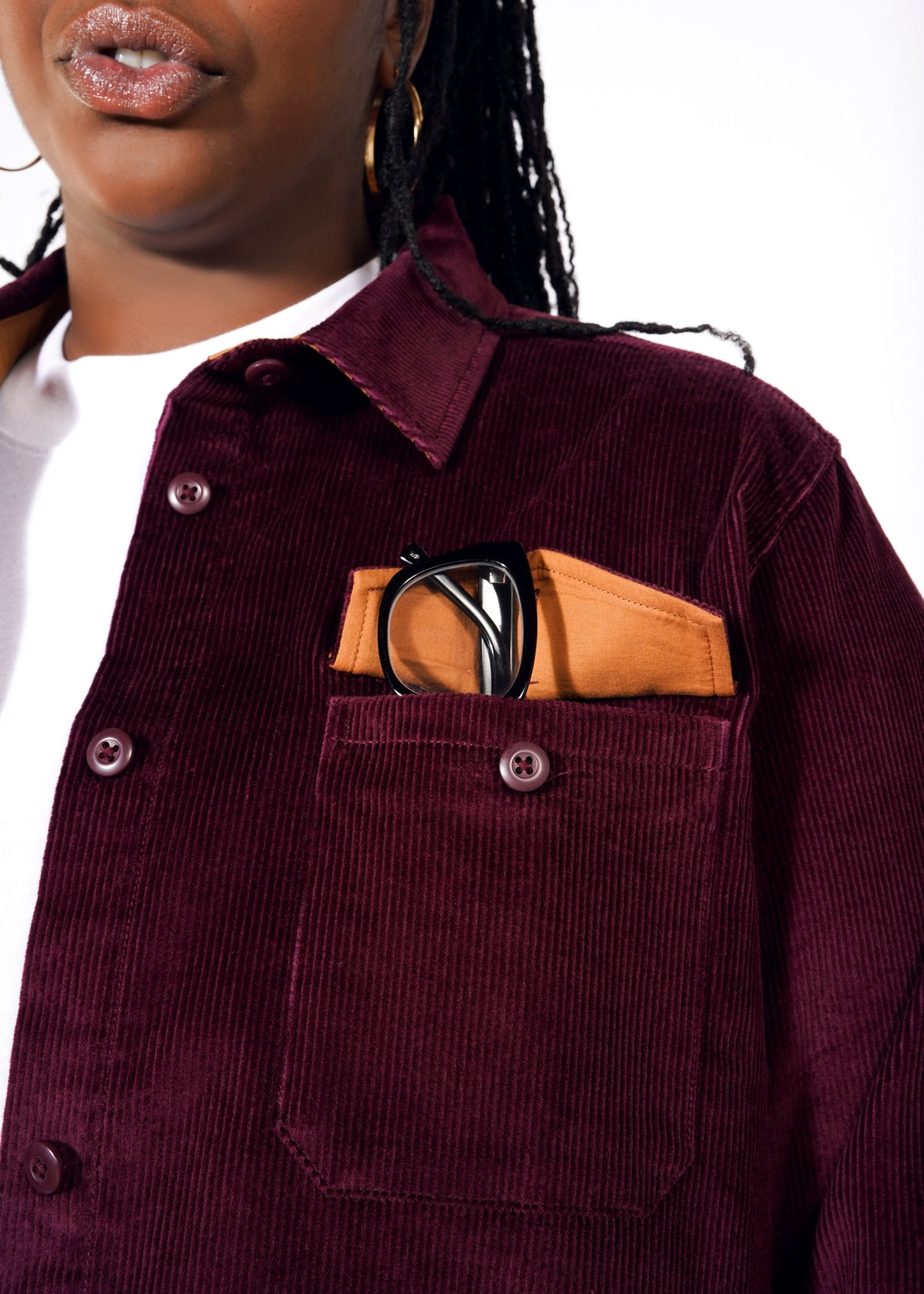 The Essential Corduroy Shacket