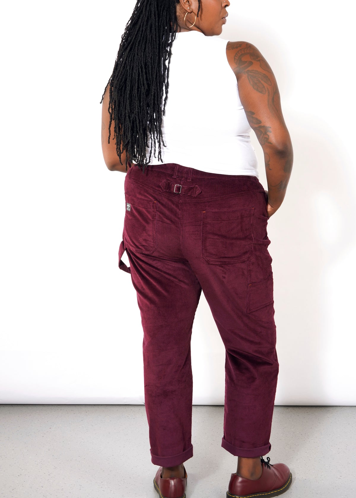 The Essential Corduroy Work Pant