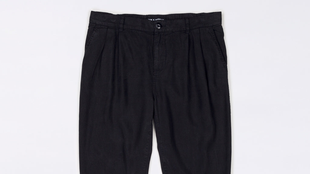 Obey x WF Charlie Cropped Trouser