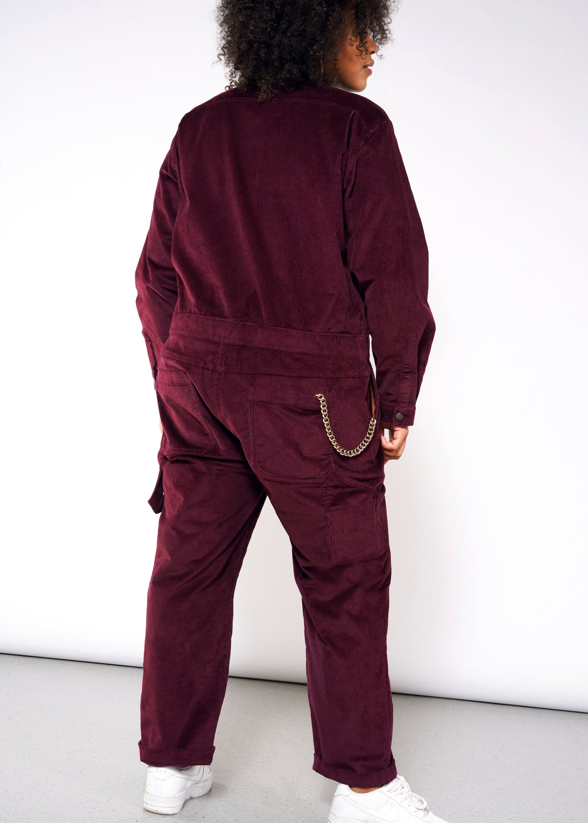 Workwear Corduroy Coverall