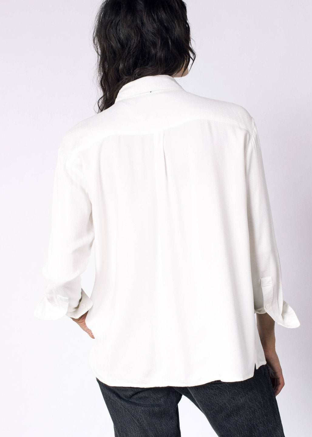 Empower LS Blouse