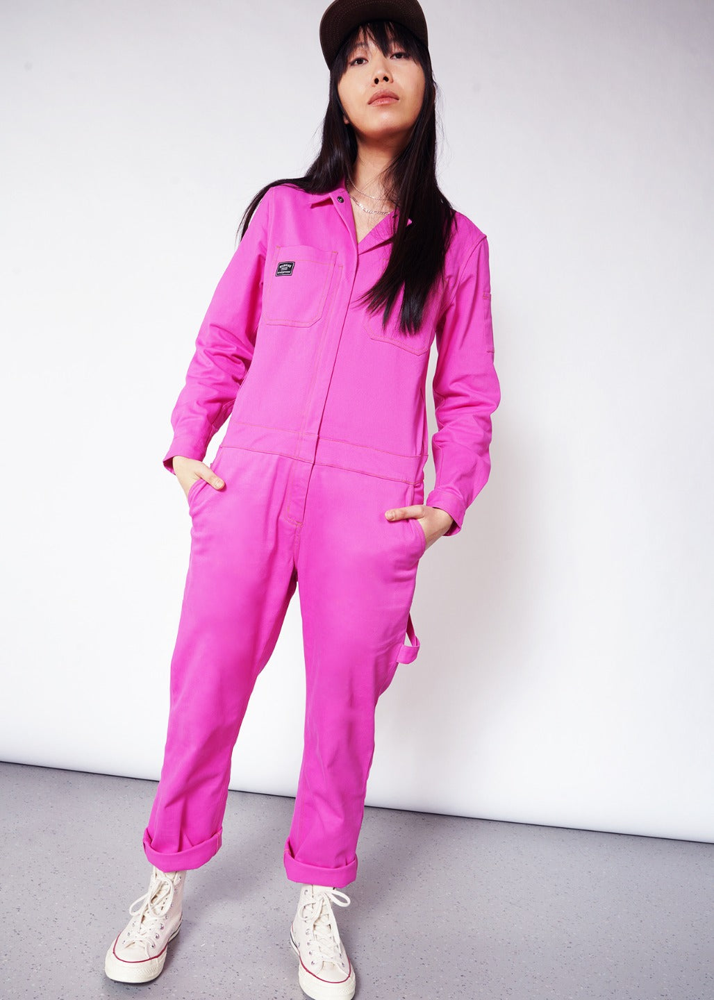 Orchid Workwear Coverall