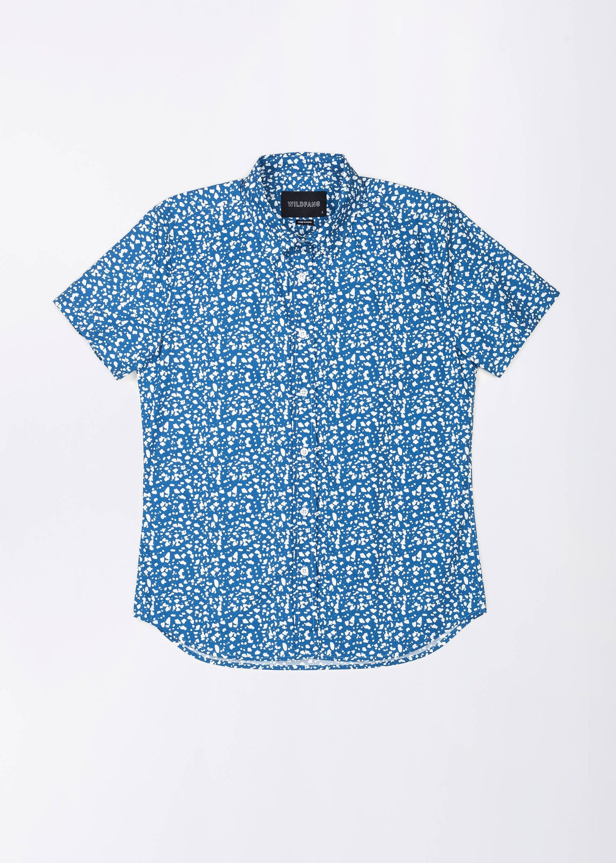 Ultimate Raindrop SS Button Up