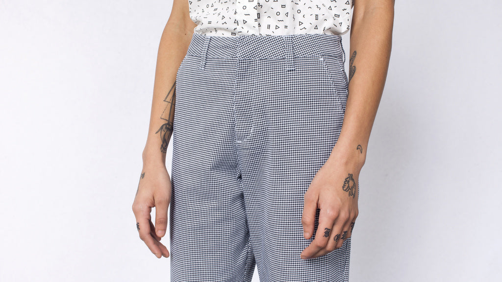 Volcom Frochickie Houndstooth Highrise
