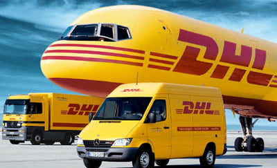 Now shipping EU wide with DHL