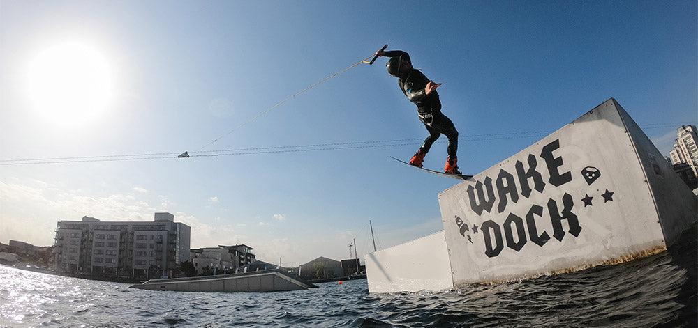 Wakeboarding at Wakedock