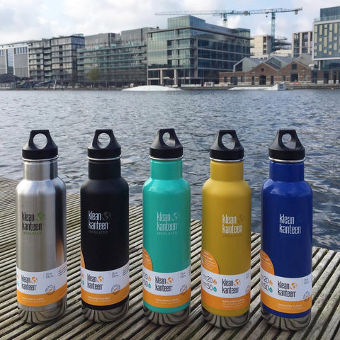 Klean Kanteen Reusable Water Bottles - Surfodck