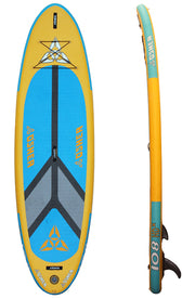 O'Shea Inflatable 10'8 HDx SUP Board Package