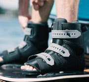 Slingshot 2019 Option Wakeboard Bindings - Surfdock Watersports Specialists, Grand Canal Dock, Dublin, Ireland