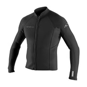 O'Neill Mens Reactor II 1.5mm Front Zip Jacket