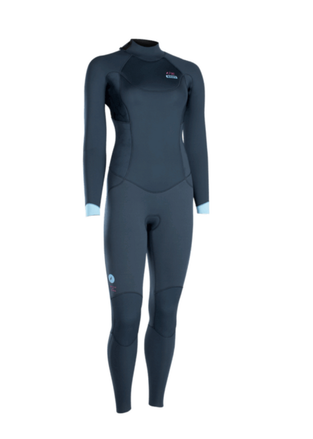ION Womens Jewel Element 5/4 Back Zip Wetsuit