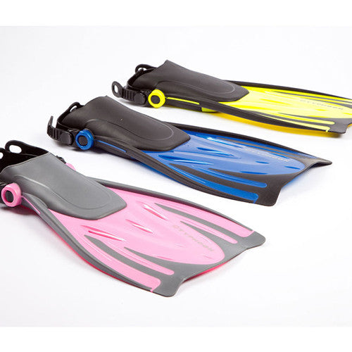 Typhoon T-Jet Adjustable Foot Fin