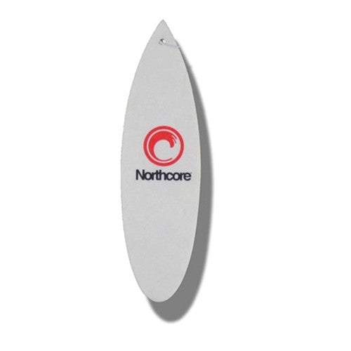 Northcore Car Air Freshener - Coconut - Surfdock Watersports Specialists, Grand Canal Dock, Dublin, Ireland