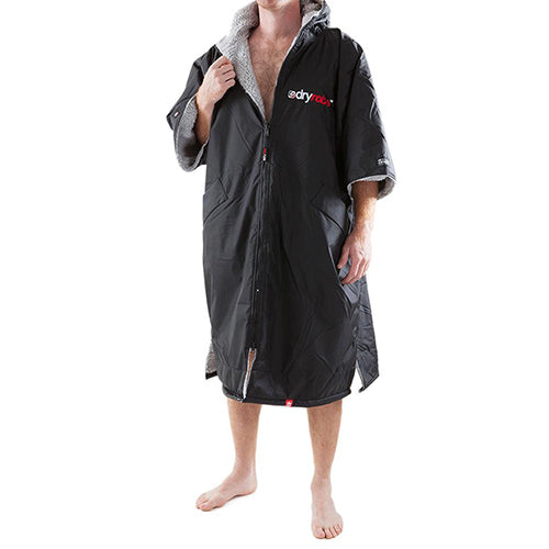 Dryrobe Advance  Changing Robe - Short Sleeve - Various colours - Surfdock Watersports Specialists, Grand Canal Dock, Dublin, Ireland