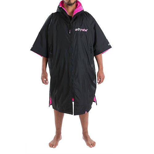 Dryrobe Advance  Changing Robe - Short Sleeve
