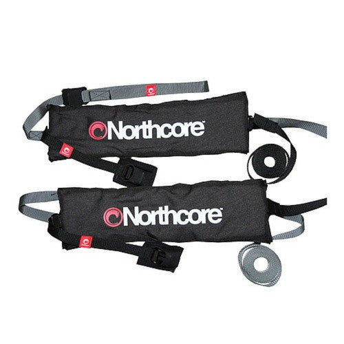 Northcore Single Soft Roof Rack - Surfdock Watersports Specialists, Grand Canal Dock, Dublin, Ireland