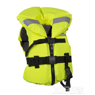Jobe Comfort Boating Vest - Youth- Yellow - Surfdock Watersports Specialists, Grand Canal Dock, Dublin, Ireland