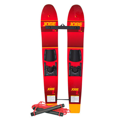 Jobe Hemi Trainer Waterskis - Surfdock Watersports Specialists, Grand Canal Dock, Dublin, Ireland