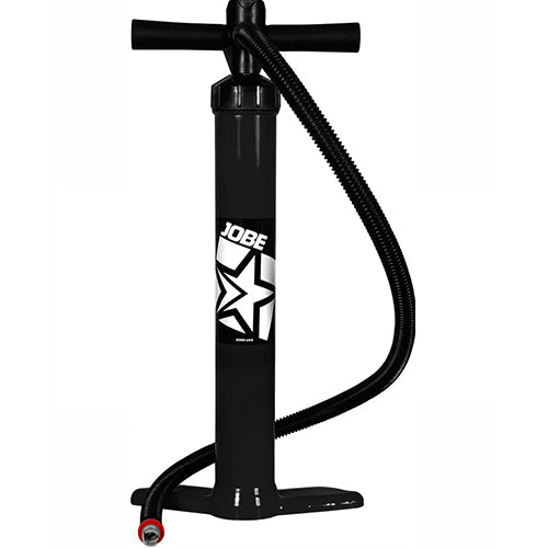 Jobe Double Action SUP Pump 27PSI - Surfdock Watersports Specialists, Grand Canal Dock, Dublin, Ireland