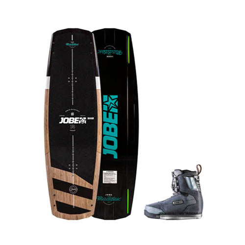 Jobe Maddox Wakeboard 142cm & Charge Bindings