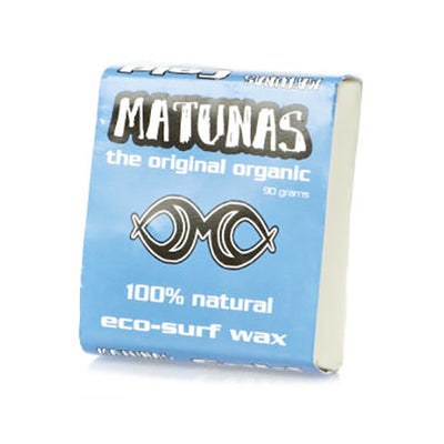 Matunas Organic Surf Wax - Surfdock Watersports Specialists, Grand Canal Dock, Dublin, Ireland