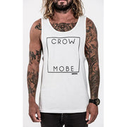 Mystic Crow Mobe Singlet - Surfdock Watersports Specialists, Grand Canal Dock, Dublin, Ireland
