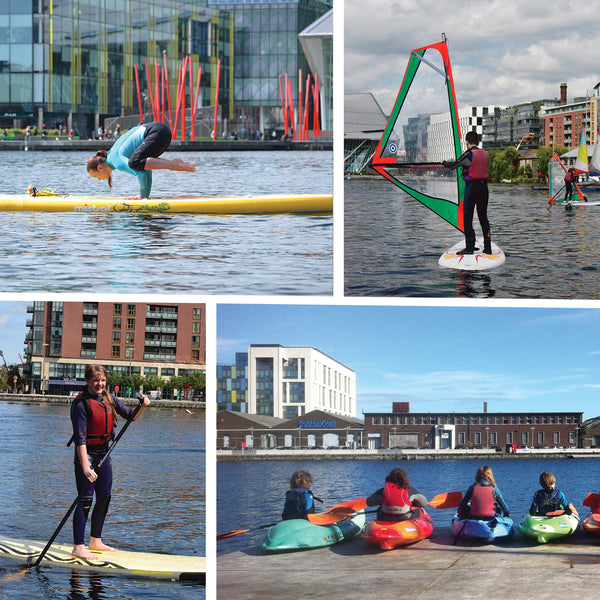 Surfdock Gift Voucher (shop and activities) - Surfdock Watersports Specialists, Grand Canal Dock, Dublin, Ireland