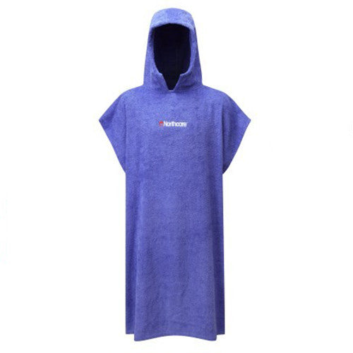 **** BEST SELLER *** Northcore Beach Basha Changing Robe - Blue - Surfdock Watersports Specialists, Grand Canal Dock, Dublin, Ireland