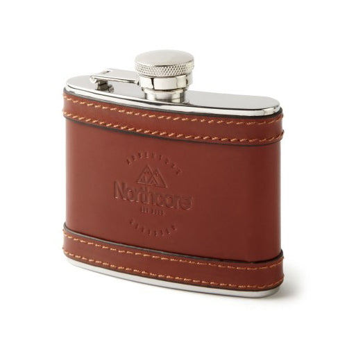 Northcore Leather Hip Flask - Surfdock Watersports Specialists, Grand Canal Dock, Dublin, Ireland
