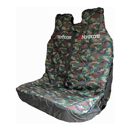 Northcore Double Van Seat Cover - Camo - Surfdock Watersports Specialists, Grand Canal Dock, Dublin, Ireland