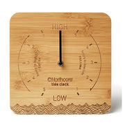 Northcore Wall Mounted Bamboo Tide Clock - Surfdock Watersports Specialists, Grand Canal Dock, Dublin, Ireland