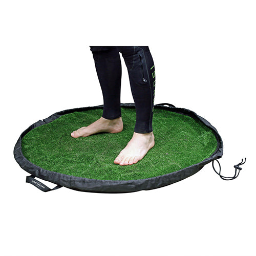 Northcore Grass Waterproof Changing Mat - Surfdock Watersports Specialists, Grand Canal Dock, Dublin, Ireland