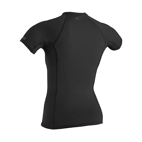 O'Neill Womens Thermo-X Short Sleeve Thermal Top - Surfdock Watersports Specialists, Grand Canal Dock, Dublin, Ireland