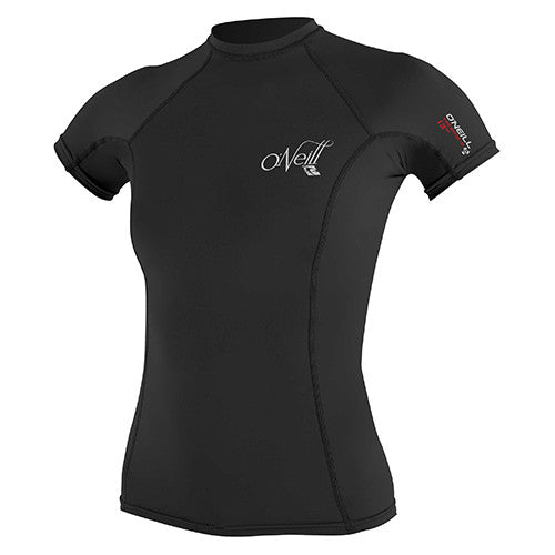 O'Neill Womens Thermo-X Short Sleeve Thermal Top