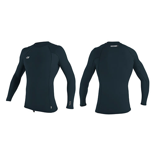 O'Neill Mens Skins L/S  - DD3 - Surfdock Watersports Specialists, Grand Canal Dock, Dublin, Ireland