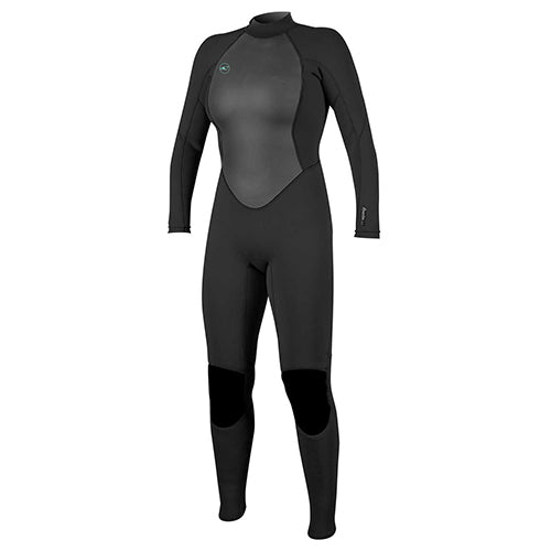 O'Neill Womens Reactor II 3/2 Full Wetsuit - A00 - Surfdock Watersports Specialists, Grand Canal Dock, Dublin, Ireland