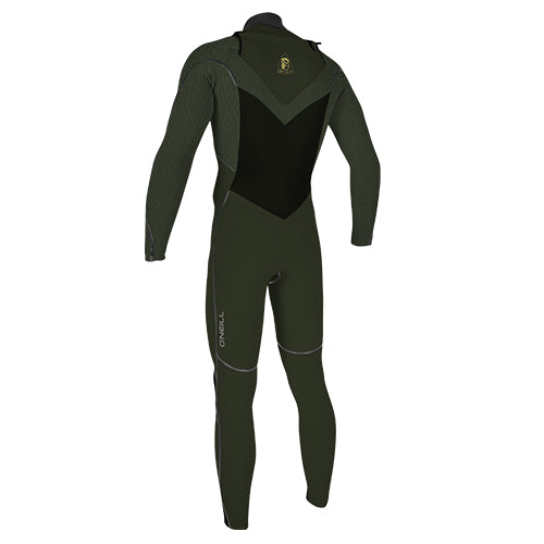 2021 O'Neill Mens Mutant Legend 5/4 Chest Zip Wetsuit with detachable hood