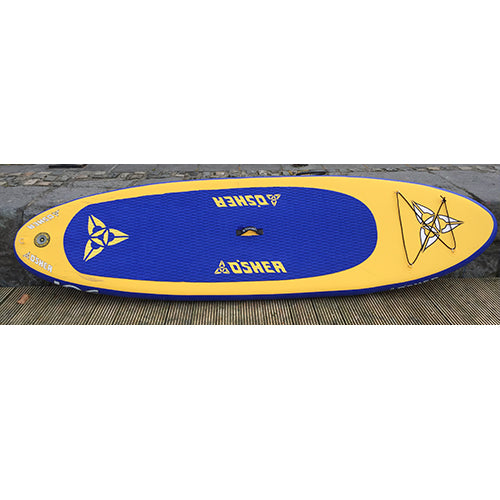O'Shea Inflatable 10'6 SUP Board - USED - Surfdock Watersports Specialists, Grand Canal Dock, Dublin, Ireland