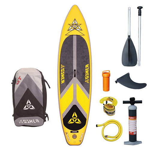 O'Shea Inflatable 11'2 GT SUP Board - Surfdock Watersports Specialists, Grand Canal Dock, Dublin, Ireland