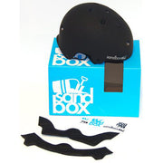 Sandbox Classic 2.0 Low Rider Helmet - Black - Surfdock Watersports Specialists, Grand Canal Dock, Dublin, Ireland