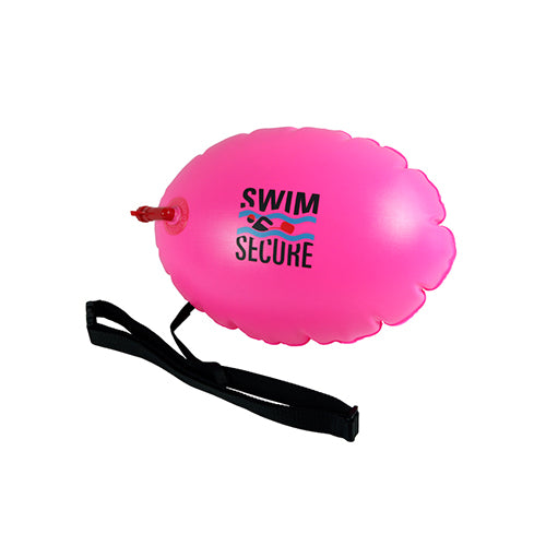 Swim Secure Tow Float - Pink - Surfdock Watersports Specialists, Grand Canal Dock, Dublin, Ireland