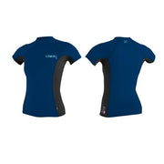 O'Neill Women Premium Rash Vest Short Sleeved - Surfdock Watersports Specialists, Grand Canal Dock, Dublin, Ireland