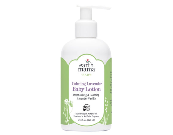 Calming Lavender Baby Lotion 8 fl. oz (240 ml)
