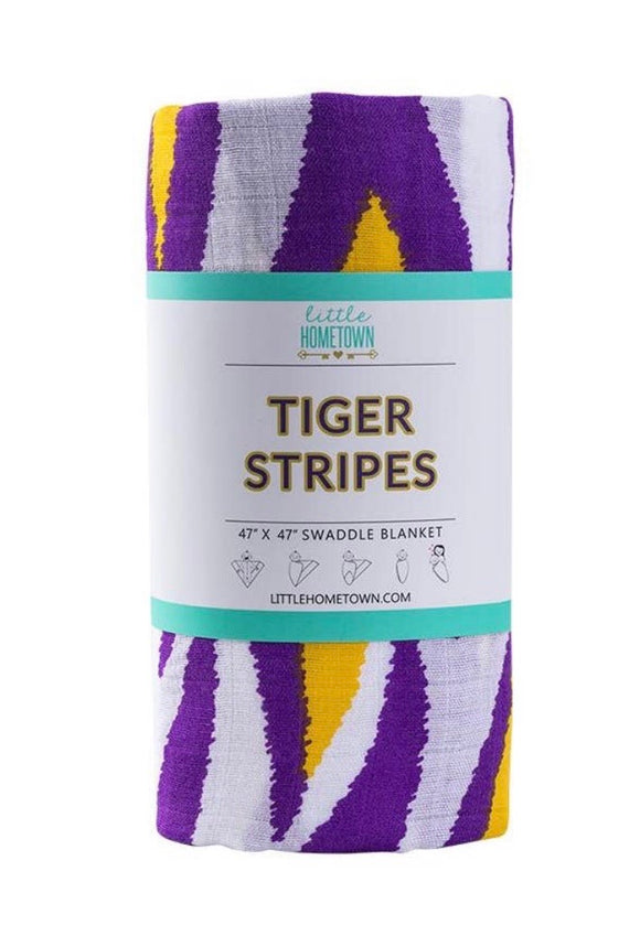 Tiger Stripes Blanket Swaddle
