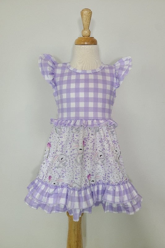Tulip Bunny Dress