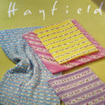 HAYFIELD BABY BLANKET KNIT KIT