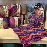 NORO OLD SHALE COWL KNIT KIT