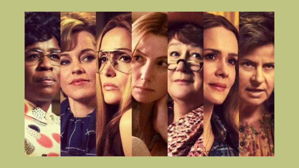 TV Shows & Movies to Watch This Women's History Month