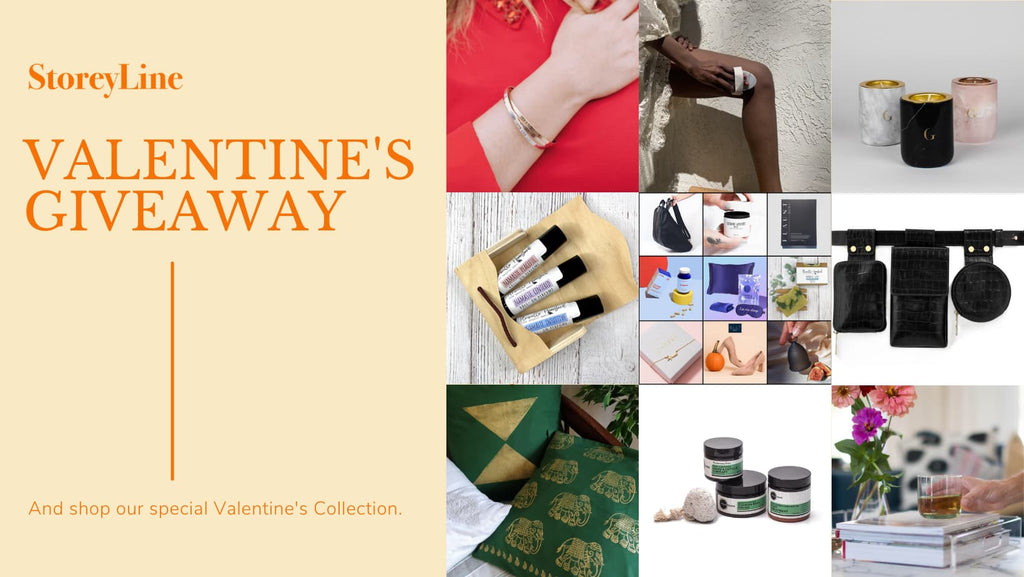 Valentine's Day Giveaway Self Care Pampering Gifts