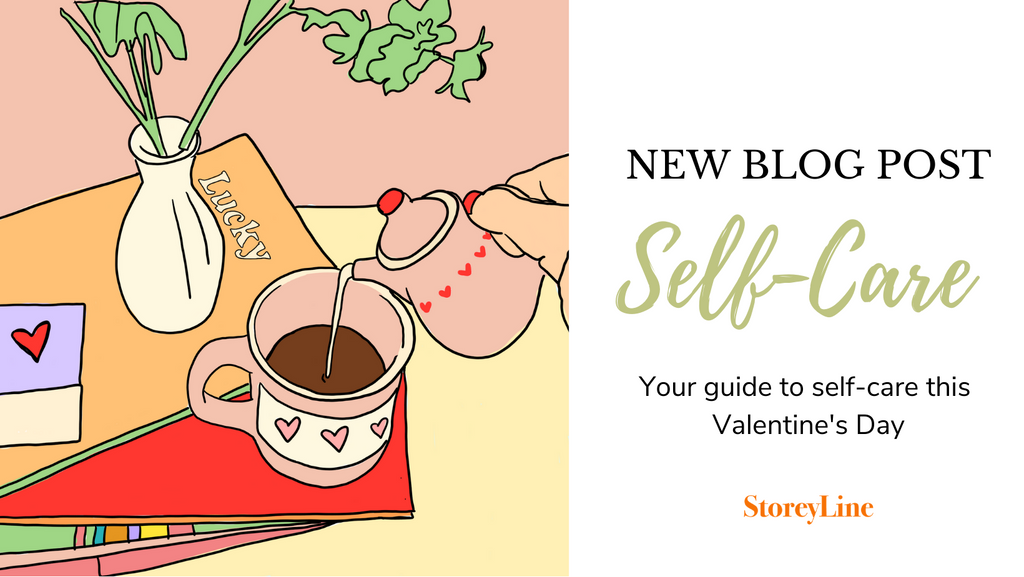 Your Guide to Self-Care this Valentine's Day! 💕